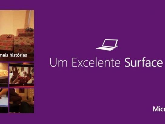 Microsoft Digital Ad -  A Fantastic Surface