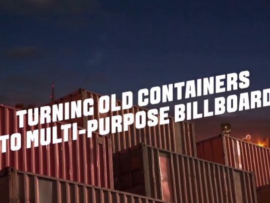Lucozade Direct Ad - Multipurpose Billboard
