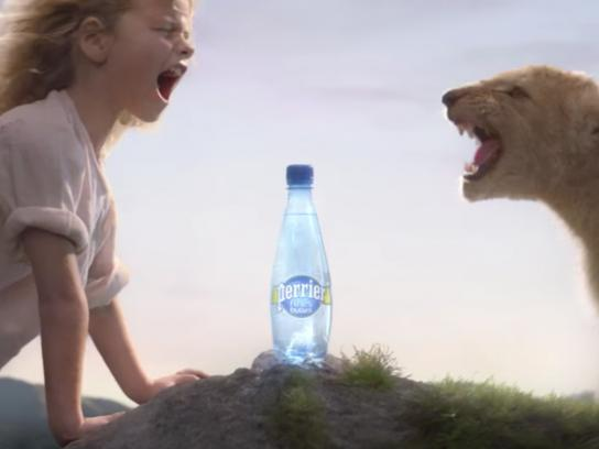 Perrier Film Ad - The Lion Cub