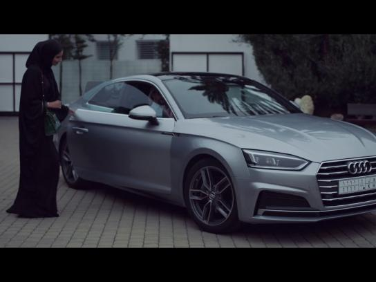 Audi Film Ad - Doors
