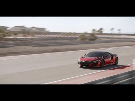 Acura Film Ad - You Gotta Be Yourself