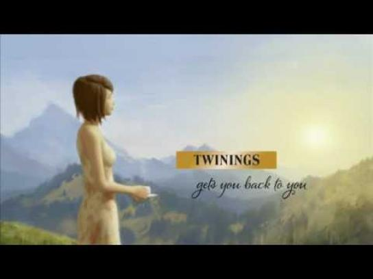 Twinings Film Ad -  Hill