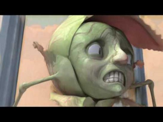 Rescue Food Film Ad -  Cabbage, Interrupted