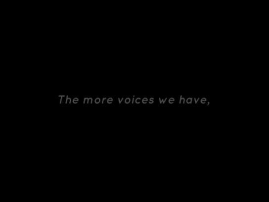 Child Helpline International Digital Ad -  Free our voices