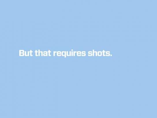 Lifebanc Film Ad -  Shots