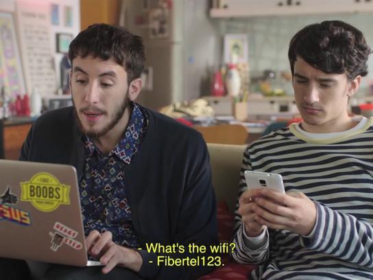 Fibertel Film Ad - Explorers