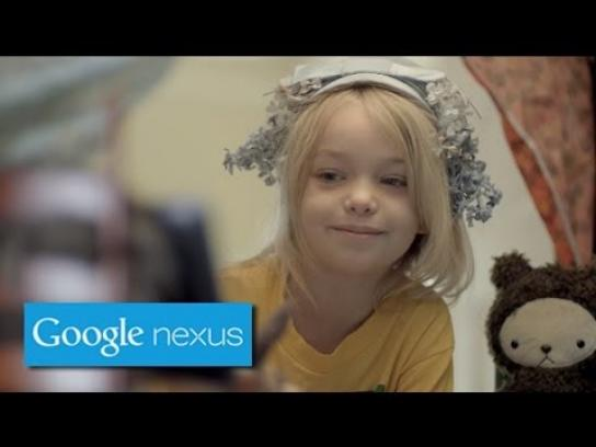 Google Film Ad -  Curious