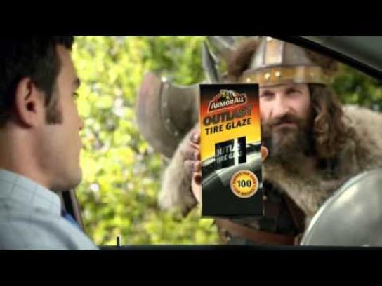 Armor All Film Ad -  Worthy