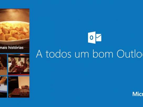 Microsoft Digital Ad -  Merry Outlook
