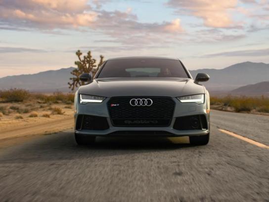 Audi Film Ad -  Tear drop