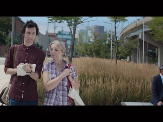 Toronto Public Health Film Ad - Condom famous