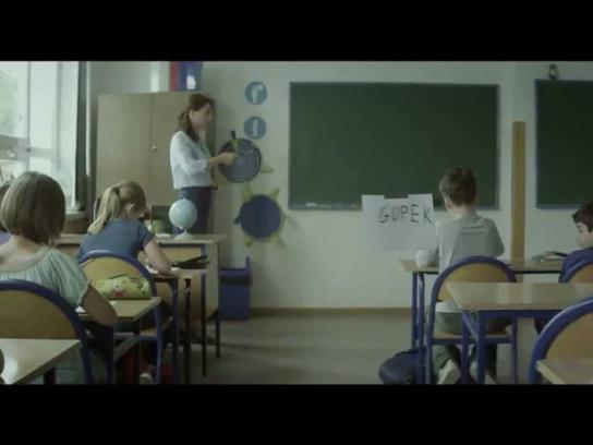 SOS Children's Villages Film Ad -  Disappear