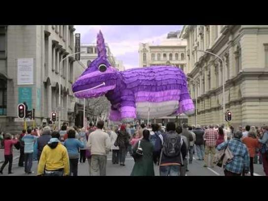 Cadbury Film Ad -  Pinata