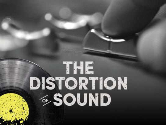Harman Film Ad -  The Distortion of Sound