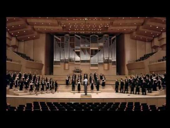Cosmote Film Ad -  Choir