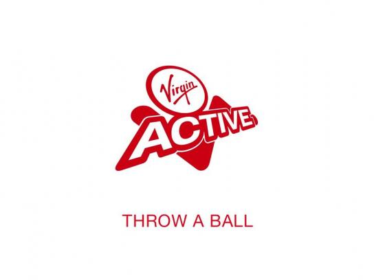 Virgin Active Audio Ad -  Throw a Ball
