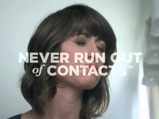 1-800 Contacts Film Ad -  The Fall