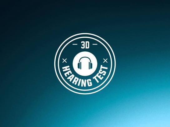 SJCC Digital Ad -  3D Hearing Test