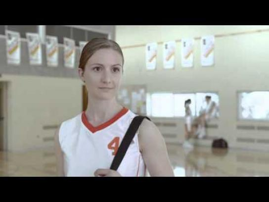 Quebec Automobile Insurance Corporation Film Ad -  Basketball