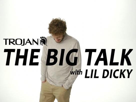 Trojan Digital Ad -  The big talk