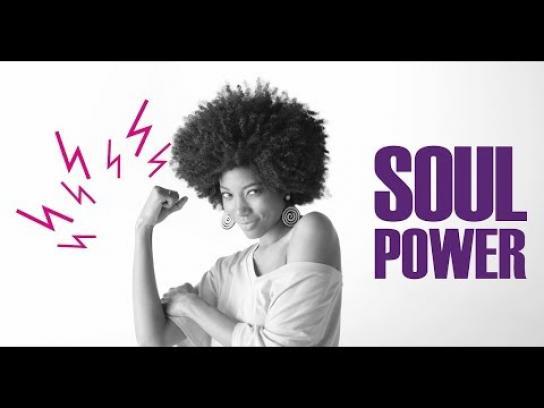 Soul Power Film Ad - Cabeça Feita