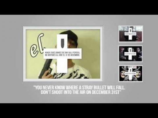 United Way Digital Ad -  A bullet follows you