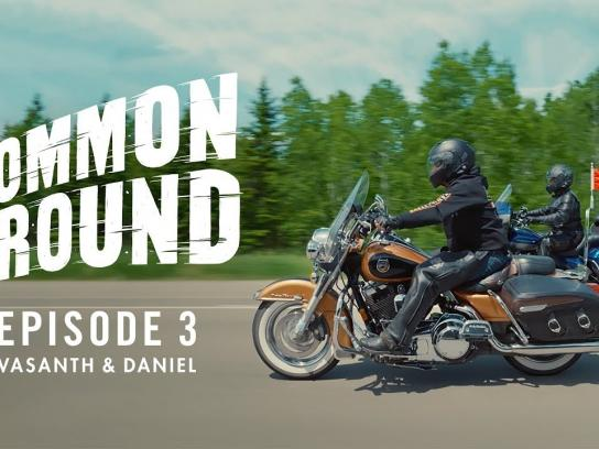 Harley-Davidson Content Ad - Vasanth & Daniel