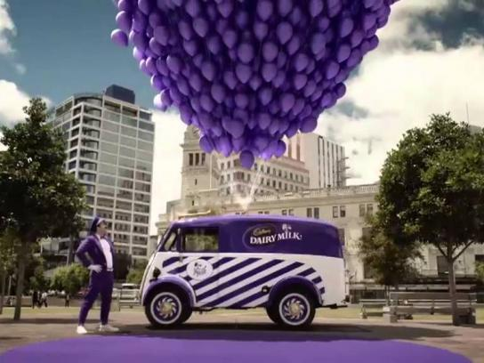 Cadbury Film Ad -  Joyville Special Delivery