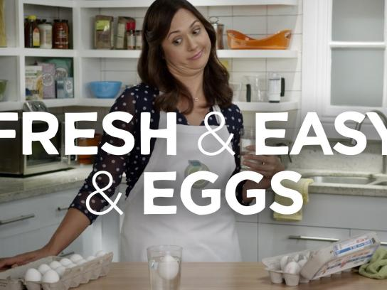 Fresh & Easy Digital Ad -  Hacks of Life - Eggs