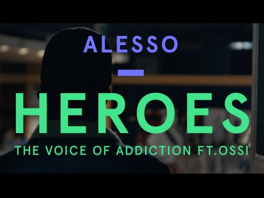 Cancer Society of Finland Film Ad - Voice of Addiction