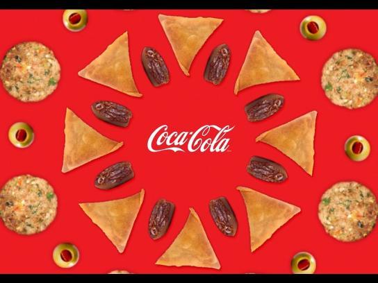 Coca-Cola Digital Ad - #IftarMubarak