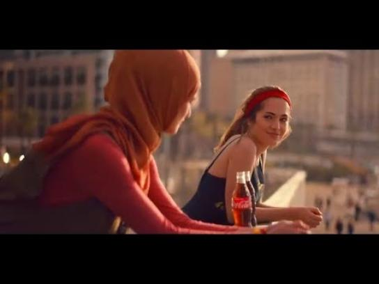 Coca-Cola Film Ad - Sunset