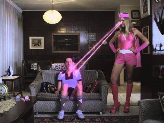 Bazooka Digital Ad -  Laser