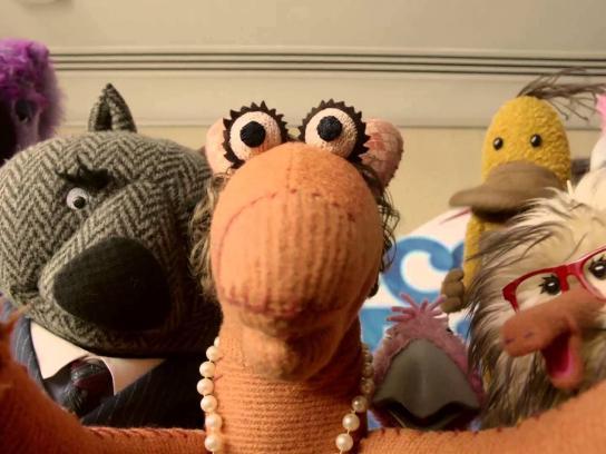 Cool Ridge Film Ad -  Puppets