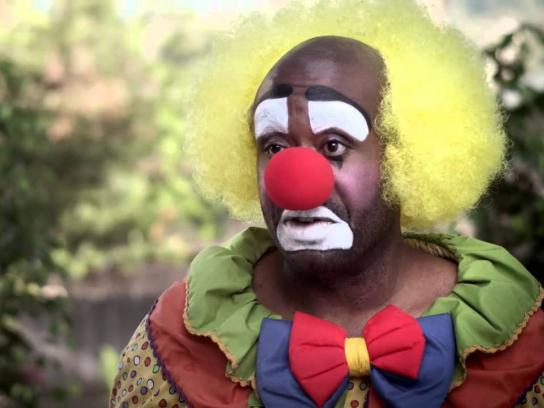 America's First Credit Union Film Ad -  Clown