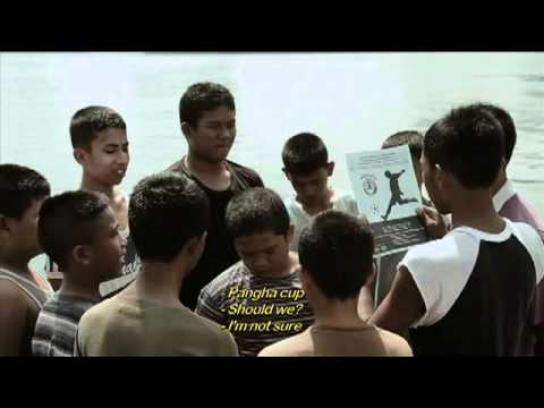 TMB Film Ad -  Make the Difference, Story of Panyee FC