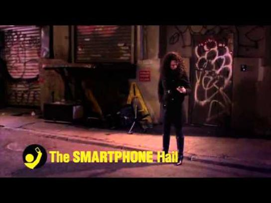 NYC Taxi and Limousine Commission Film Ad -  Variations on a Hail