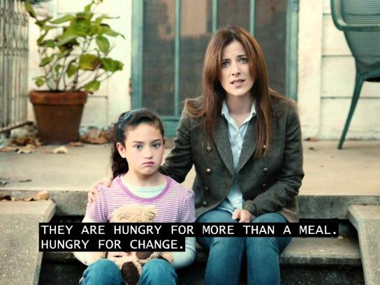 Great Nations Eat Film Ad -  Germany for America