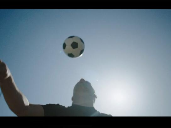 Carlsberg Digital Ad -  Border football