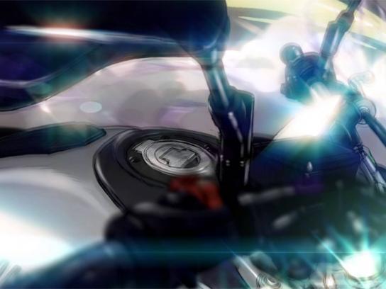 Yamaha Digital Ad -  The dark side of Japan