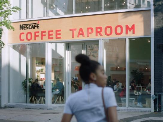 Nescafe Film Ad - Coffee Taproom