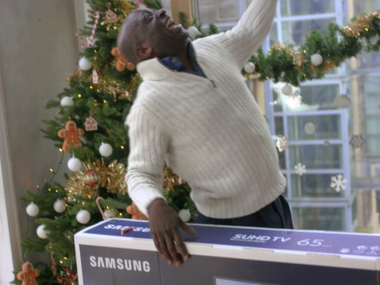 Samsung Digital Ad - Best! Present! Ever! 4