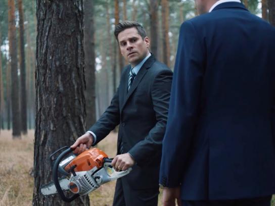 UBS Film Ad - UBS SwissSkills - Forester