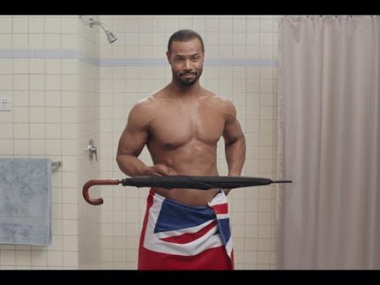 Old Spice Film Ad -  #GentleManHunt, The London Gentle-Man