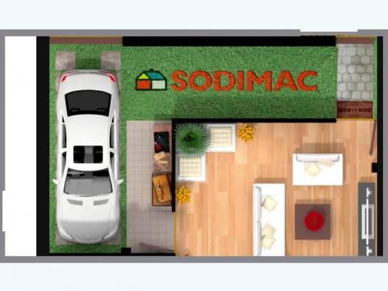 Sodimac Digital Ad -  E-mailing under construction