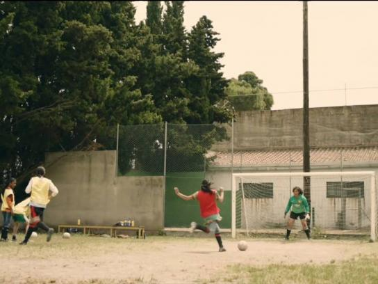 Chevrolet Digital Ad -  I play for Manchester United