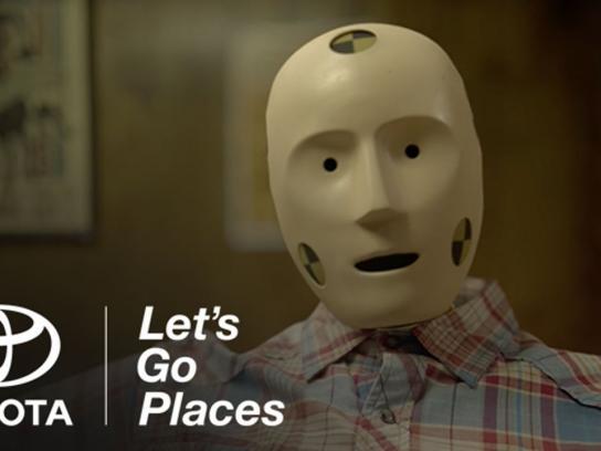 Toyota Film Ad - New gig