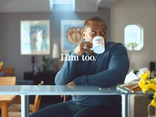 Clipper Teas Film Ad -  Change tastes good