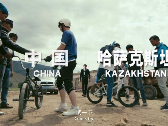 Harbin Beer Film Ad - Happiness Without Borders