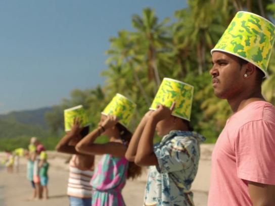 KFC Film Ad - The HCG Buckethead Army